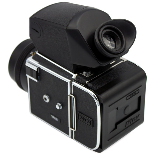 HARTBLEI 1008 (chrome) camera TTL - rear