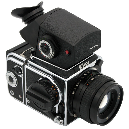 Kiev 88CM Master camera kit w/ Mirror Lock-Up