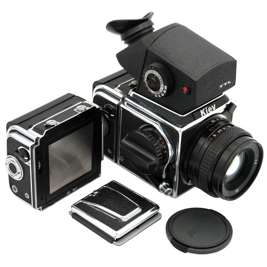 Kiev 88CM MLU (chrome) kit