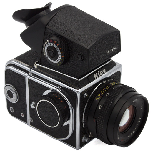 Kiev 88 Master camera kit w/ Mirror Lock-Up