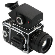 Kiev 88CM MLU (chrome) camera w/ TTL